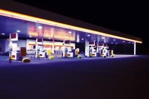 Videoüberwachung an Tankstellen